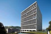 Das Bundesverwaltungsgericht mit Sitz in St. Gallen kommt mit dem neuen Asylgesetz in Zugzwang. (Bild: Keystone/Gaetan Bally)