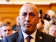Der kosovarische Politiker Ramush Haradinaj wird von Frankreich nicht ausgeliefert. (Archiv) (Bild: Jean-Francois Badias)