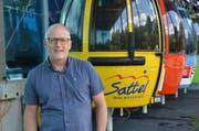 Marcel Murri, designierter Geschäftsleiter der Sattel-Hochstuckli AG. (Bild: pd)