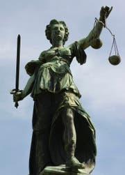 Der Kantonsrat hat neue Richter gewählt. Im Bild: die Justitia als Sinnbild für Gerechtigkeit. (Bild: Keystone)