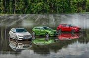 Die Mercedes-Benz A-Klasse. (Bild: PD/Daimler AG)