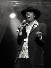 Die US-amerikanische Sängerin Marla Glen (Archivbild). (Bild: wikimedia.org)