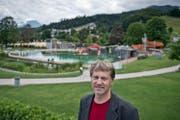 Will Krienser Gemeindepräsident werden: Cyrill Wiget. (Bild: Archiv Neue LZ)