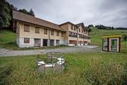 Im 120-jährigen Ferienheim Untere Würzenalp sollen demnächst Ferienwohnungen entstehen. (Bild Pius Amrein)