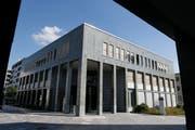 Strafgericht in Zug (Symbolbild). (Bild: Stefan Kaiser)
