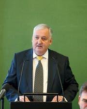 Wäre von der Staatsanwaltschaft angeklagt worden. Der ehemalige Gemeinderat Karl Betschart. (Archivbild / Neue ZZ)