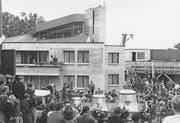 Die Weihe fand im Oktober 1967 statt und war ein grosses Fest. (Bild: Pfarrei St. Michael)