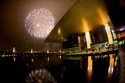 Der «Neujahrszauber» findet dieses Jahr am 2. Januar statt. (Archivbild Philipp Schmidli/Neue LZ)