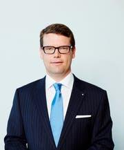 Adrian Andermatt, neuer Leiter Departement Firmenkunden. (Bild: PD)