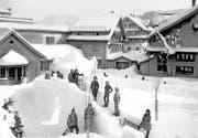 Die Anlage im Jahr 1927. (Bilder Stefan Kaiser/PD)