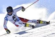 Marco Odermatt (Ski Alpin, 19, Buochs) (Bild: Gian Ehrenzeller / Keystone)