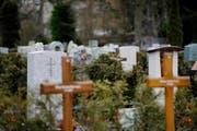 Die Stadt Luzern erhebt neu Bestattungsgebühren. (Archivbild Pius Amrein / Neue LZ)