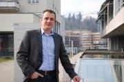Daniel Gasser, Gemeindepräsident von Ebikon. (Bild: Roger Rüegger / Neue LZ)