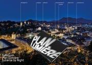 Cover des Buchs «Plan Lumière»: Abschluss und Fotobuch. (Bild: PD)
