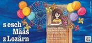 Die «Määs» in Luzern findet dieses Jahr vom 30. September bis am 15. Oktober statt. (Bild: pd)