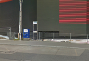 Hier fand der Überfall am heiterhellen Tag statt: Die Bushaltestelle Steghof. (Bild: map.google.ch / Screenshot)