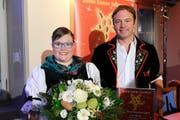 Tagessiegerin Sparte Jodel: Solojodlerin Franziska (Bild: PD / Kurt Meier)
