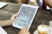 Komfortable Zeitungslektüre: Die neue E-Paper-App der «Luzerner Zeitung» und ihrer Regionalausgaben.
