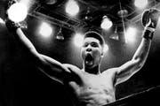 Cassius Clay alias Muhammad Ali wusste es schon in den 60er-Jahren: «ich bin der Grösste!» (Bild: Keystone/Ed Kolenovsky)