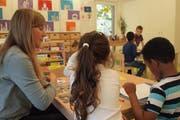 Ein Blick in den Kindergarten Fildern. (Bild: PD)