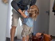 «Das Wohl der Kinder hängt vom elterlichen Verhalten ab», mahnt die Soziologin. (Bild: Keystone)