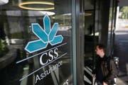 Die CSS konnte im letzten Jahr Tausende neue Versicherte an Bord holen. (Bild: Laurent Gilliéron/Keystone)