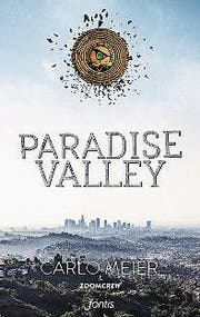 Jugendbuch des Zuger Autors Carlo Meier: «Paradise Valley». (Bild: PD)
