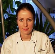 Die erst 32-jährige Dalia Kasmociute, die aus Litauen stammt, wird neue Küchenchefin im Radisson Blu in Luzern. (Bild: PD)