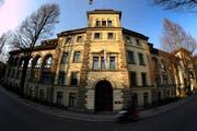 Das Kantonsgericht am Hirschengraben in Luzern. (Bild: Archiv / Neue LZ)