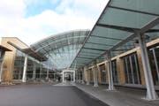 Das Schweizer Paraplegiker Zentrum (SPZ) in Nottwil. (Bild: Neue LZ / Archiv (Manuela Jans))
