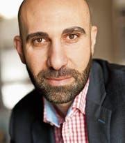 Der Psychologe Ahmad Mansour zählt zu den profiliertesten Islamismus-Experten in Deutschland. (Bild: Heike Steinweg)