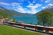 Zentralbahn (Bild: Perret)