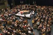 Eine Impression vom Piano Off-Stage 2016.