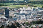 Einer der Hotspots für ICOs ist der Standort Zug. (Bild: Stefan Kaiser (Zug, 15. Juni 2016))