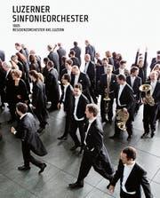 Neuer Auftritt mit Logo ohne «LSO»: Programmbuch 2017/18 des Luzerner Sinfonieorchesters. (Bild: PD)