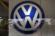 Der Occassionsmarkt leidet unter dem VW-Abgas-Skandal. (Bild: EPA)