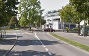 Bei diesem Kreisel hat sich der Unfall ereignet. (Bild: Google Street View)