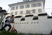 Das Kunsthaus Zug. (Bild Werner Schelbert/Neue ZZ)