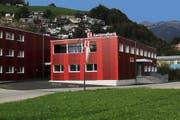 Der Hauptsitz der Obwaldner Kantonalbank in Sarnen (Bild: pd)