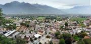 Der Hauptort des Fürstentums Liechtenstein, Vaduz, mit seinen rund 5500 Einwohnern. Wer hier leben will, braucht Losglück. (Bild: Getty/Adrian Moser)