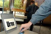 Am 9. Juni werden die Emmer Stimmbürger an der Urne über die SP/Grüne-Initiative entscheiden. (Bild: Archiv Neue LZ)