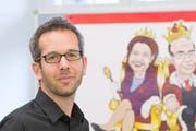 Roman Burger, Ex-Unia-Chef des Standorts Zürich-Schaffhausen, droht Ungemach. (Bild: KEYSTONE/Alessandro Della Bella)