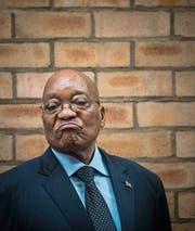 Südafrikas Präsident Jacob Zuma ist politisch angeschlagen. (Bild: Alet Pretorius/Getty (Pretoria, 17. März 2017))