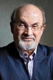 Salman Rushdie, indischer Schriftsteller (Bild: PD)