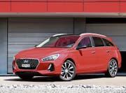 Der Hyundai i30 ist als Kombi ein sehr praktisches Auto. (Bilder: PD)