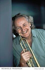 Morgen an zwei Konzerten des Osterfestivals zu hören: der deutsche Trompeter Reinhold Friedrich. (Bild: PD)