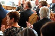 Der Obwaldner Kantonsrat hat in der Sitzung vom Donnerstag zahlreiche Beschlüsse gefasst. (Symbolbild) (Bild: Markus von Rotz / OZ)