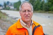 Der neue Leiter des Amts für Wald und Wild: Albin Schmidhauser. (Bild: Philipp Schmidli)