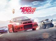 Need for Speed Payback ist für Fans ein Enttäuschung. (Bild: PD)