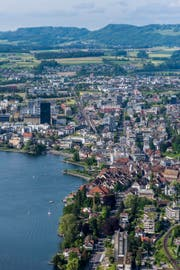 artherstrasse, altstadt, neustadt (Bild: PD/Andreas Busslinger)